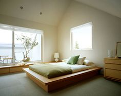 SMART STYLE ZERO Japanese Home Decor, Japanese Home Design, Closet Bedroom, Home Bedroom, Private Room, Bed Design, House Design, Room Interior, Japan Room