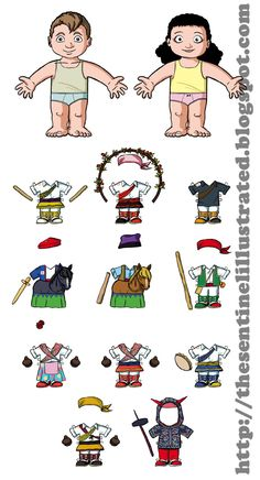 The Sentinel Illustrated: Dossier Festa Major 1 - Vestits de balls populars