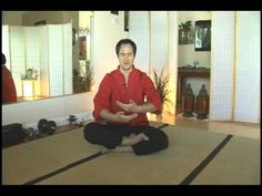 Beginning Qi Gong meditation is similar to mindfulness of breathing. Do you want to try it and let me know if you have any questions?