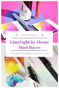 Our MUST HAVE products from LimeLight by Alcone. All the details on why these are our top 5 on the blog www.makeupmamas.ca
