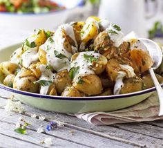 Tamarind is commonly used to flavour potatoes in India, and makes this low-fat salad authentic and punchy