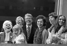 President Jimmy Carter Family - Google Search 39th #President of the United States 41st #FirstLady. Children:	Jack James Donnel & Amy