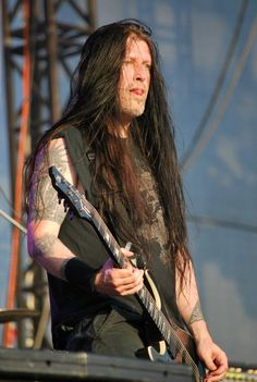 Greg Mackintosh (Paradise Lost, Vallenfyre)