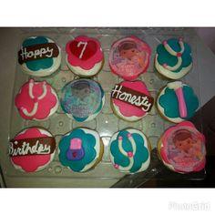Doc. McStuffins, Cupcakes