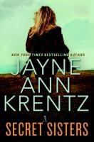 Secret Sisters by Jayne Ann Krentz.  The past for these two women shape their future and how they return to their roots.   Donna