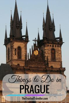 Church of Our Lady before Týn - Things to Do in Prague - The Trusted Traveller