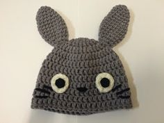 Hey there! I'm going to write a beanie pattern today and today's main star is Totoro ! I'm in love with Studio Ghibli 's work but as f...