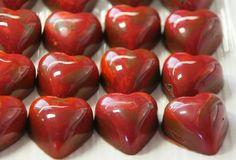 Valentine's chocolates - Ridgway Confections