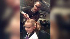 Denver Salon Offers 'Beer and Braids' Date Night for Dads and Daughters