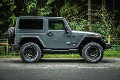 STORM-12, 2014 Jeep Wrangler Overland 2 Door 2.8 CRD | Showcase | Storm Jeeps