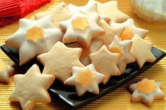 Christmas Sweets, Christmas Wrapping, Christmas Cookies, Czech Recipes, Waffles, Dairy, Pie, Pudding, Cheese