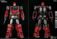 Custom MP-10 Optimus Prime, DotM Leader, MP-27 Ironhide (Pic Heavy) - TFW2005.com