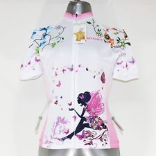 XINZECHEN Womens Cycling Clothing Bike Bicycle Short Sleeve Jersey Top Quick Dry