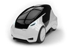 Aus Schweden kommt mit dem Uniti ein neues Elektroauto. - Uniti