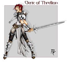 Character design for Blackbyrne Publishing