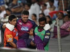 Kevin Pietersen ruled out of IPL due to a calf injury