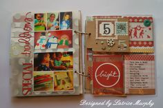 super cute pages here- Any Occasion