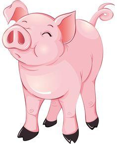 pig clipart - Google zoeken | Varkensplaatjes | Pinterest | Pigs ...
