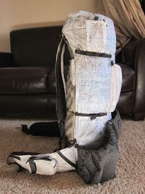 Sea to Summit Ultralight: Heavyweight Ultralight Backpack Ultralight Backpacking Gear, Bushcraft Camping, Hiking Gear, Hiking Backpack, Camping Gear, Diy Backpack, Camping Essentials, Kids Bicycle, Backpack Pattern