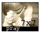 Teaching your children to pray scripture...with free printables!
