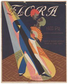 Ansvarlig: Westbye, Sigurd Medvirkende: Pettersen, Sverre (illustratør) Tittel: Flora Utgitt: Oslo : Norsk notestik & forl., 1927