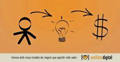 Nous models de negoci al web i comerç electrònic #ecommerce #negociweb #modeldenegoci