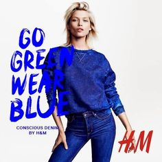The Essentialist - Fashion Advertising Updated Daily: H&M Conscious Collection Ad Campaign Fall/Winter 2014/2015