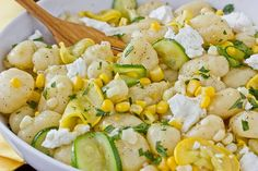 recipe gnocchi with squash amp sweet corn recipes from the kitchn