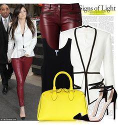"""""""Celebrity street style: Kylie Jenner"""" by stylechampion-cl ❤ liked on Polyvore"""