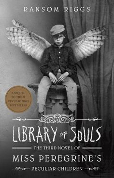 Library of Souls, by Ransom Riggs.  Book three of the Miss Peregrine's Peculiar Children series.
