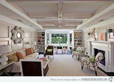 17 Long Living Room Ideas