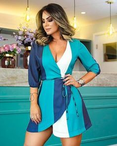 Swans Style is the top online fashion store for women. Shop sexy club dresses, jeans, shoes, bodysuits, skirts and more. Casual Dresses, Fashion Dresses, Cute Fashion, Womens Fashion, Chor, Blazer Fashion, Swimwear Fashion, African Fashion, Beautiful Outfits
