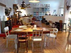 Retrosalon INSIDE, Bilder von beiden Etagen... #RetrosalonKöln #Retrosalon #Vintagemöbel #vintagefurniture #vintage #Upcycling #interiordesign #interior #Inneneinrichtung #Einrichtung #Inneneinrichter #Köln
