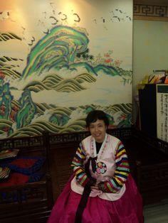 【韩国泡菜体验馆】美美的韩服,美美的妈咪 엄마는 한복을 입다