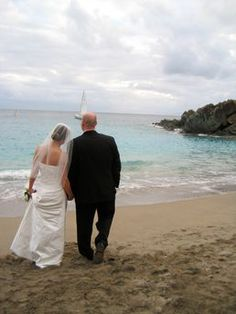 St. Barths would be the perfect place for a wedding