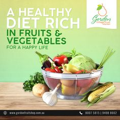 The perfect mix of fruits and vegetables is all that you need for healthy living. Let your diet be overflooded with the most loved fruits and vegetables.  Visit our Website: www.gordonfruitshop.com.au  #HealthyLiving #EatHealthy #FreshFruits #FreshVegetables #FreshFromFarm #OrganicFruits #OrganicVegetables Organic Vegetables, Fruits And Vegetables, Fresh Fruit, Potato Salad, Healthy Living, Potatoes, Diet, Website, Ethnic Recipes