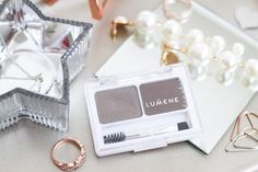 """@muamyli on Instagram: """"Lumene Extra Stay Eyebrow Palette⠀⠀⠀⠀⠀⠀⠀⠀⠀ ⠀⠀⠀⠀⠀⠀⠀⠀⠀⠀ Hi 👋🏻⠀⠀⠀⠀⠀⠀⠀⠀⠀ Today I would like to share with you one of my favorite eyebrow…"""" Eyebrows, Palette, Container, My Favorite Things, Makeup, Frame, Instagram, Make Up, Picture Frame"""