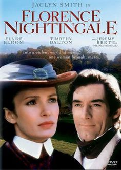 FLORENCE NIGHTINGALE - This stirring drama is based on the life of Florence Nightingale DVD