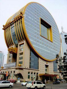21 crazy buildings in China - Magazine - China Underground