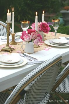 mother's day table decor and more!