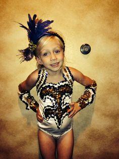 Our little LSU Golden Girl Tiger..... Amelia Claire!!!! #LSU #Golden Girls