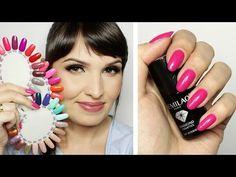 MANICURE HYBRYDOWY – Zakładanie, Zmywanie, Ulubione kolory SEMILAC MAXINECZKI | Blog Diamond Cosmetics