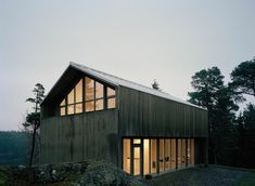 Making of Swedish Barn House #001 - 3D Architectural Visualization & Rendering Blog