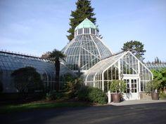 W.W Seymour Botanical Conservatory @ Wrights Park in Tacoma, WA