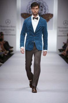 Male Fashion Trends: Black by Lozanne Autumn/Winter 2014 | Mercedes-Benz Fashion Week México