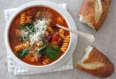 Organic Bean & Pasta