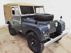 """1,526 Likes, 2 Comments - @landroverphotoalbum on Instagram: """"1954 Series 1 By @thomasperformance #landrover #seriesone #Serieslandrover #landroverphotoalbum…"""""""