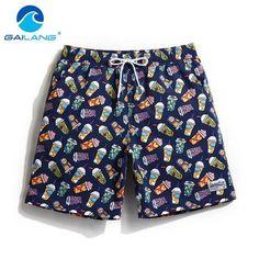 81e3ca8f861da Board Shorts. Gailang Brand Mens Beach Board Shorts Boxer Trunks Short Pants  Men Sexy Swimwear Swimsuits Swim Surf Trunks Gay Plus Size 2017