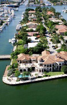 #Luxury-Homes in Florida #Luxurydotcom via Houzz