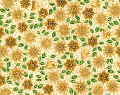 KALOR6CR  Florentine 3 - Garden Luminescence - Vanilla/Gold